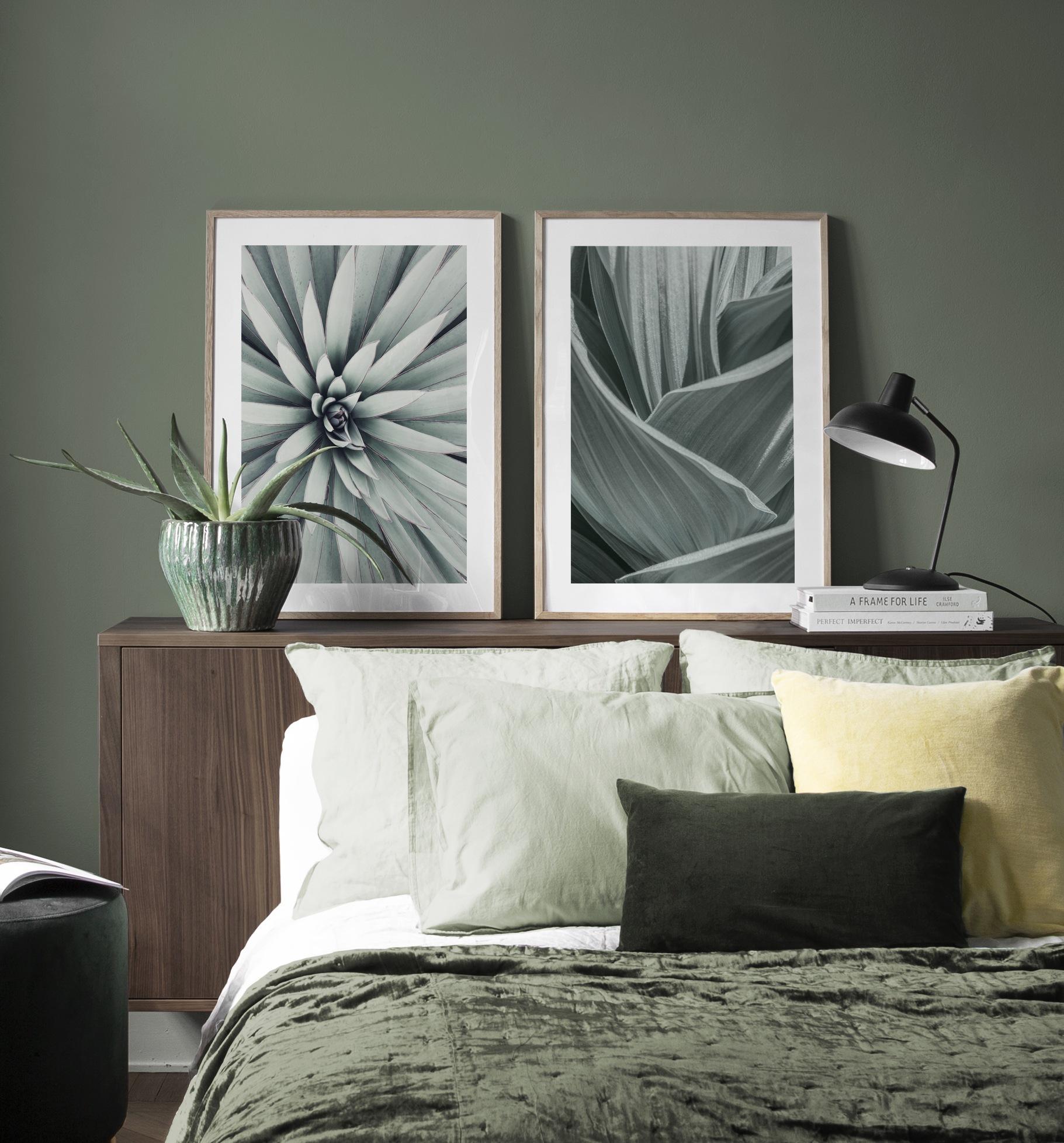 Arte con fiori e piante per un arredamento armonioso - Desenio